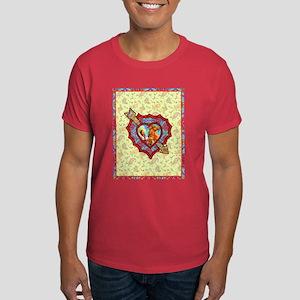La Adelita Milagro Dark T-Shirt