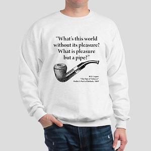 Pipe Smoker IX Sweatshirt