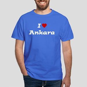 I HEART ANKARA Dark T-Shirt