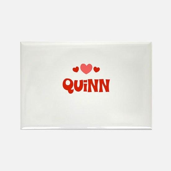 Quinn Rectangle Magnet