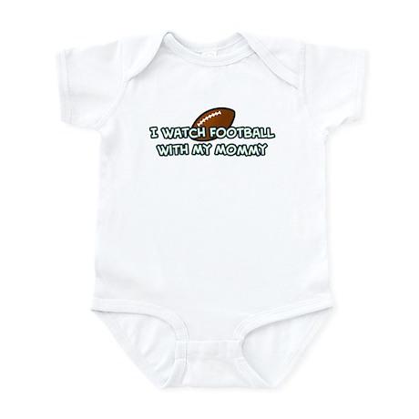 Seattle Football Mommy Infant Bodysuit