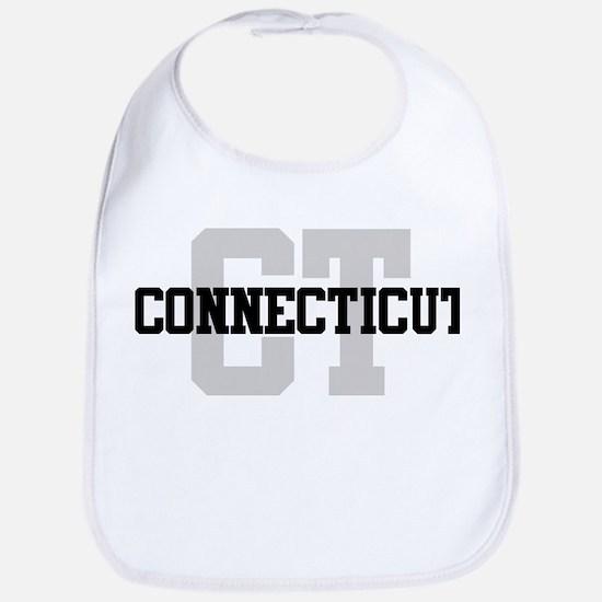 CT Connecticut Bib