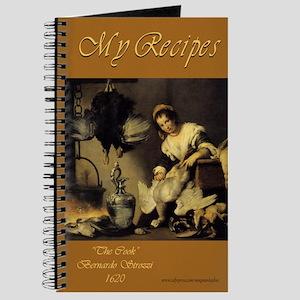 """""""The Cook"""" - Recipe Book"""