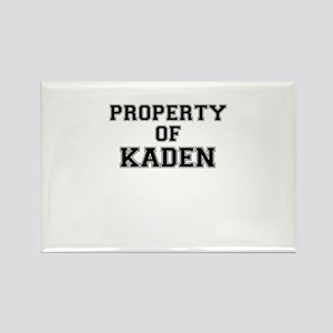 Property of KADEN Magnets