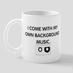 Background Music Mug