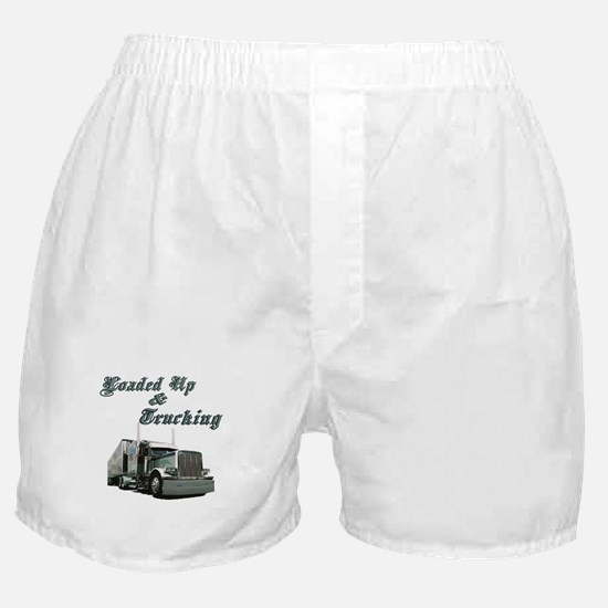 Loaded Up & Trucking Boxer Shorts