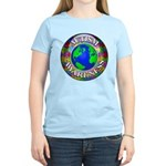 Autism Worldwide Women's Light T-Shirt