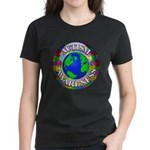 Autism Worldwide Women's Dark T-Shirt