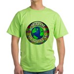 Autism Worldwide Green T-Shirt