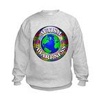 Autism Worldwide Kids Sweatshirt