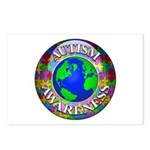 Autism Worldwide Postcards (Package of 8)
