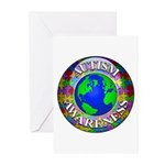 Autism Worldwide Greeting Cards (Pk of 10)
