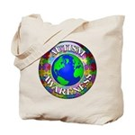 Autism Worldwide Tote Bag
