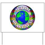 Autism Worldwide Yard Sign