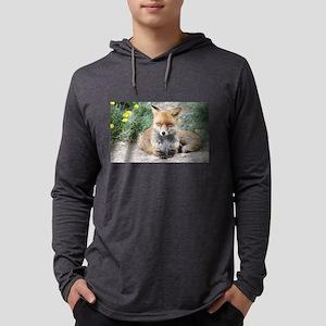 Fox002 Long Sleeve T-Shirt