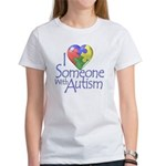 Someone with Autism Women's T-Shirt