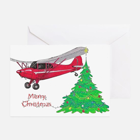 Chief Merry Christmas Greeting Cards