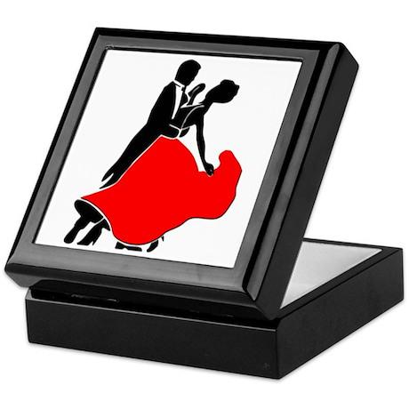 Shall We Dance Keepsake Box