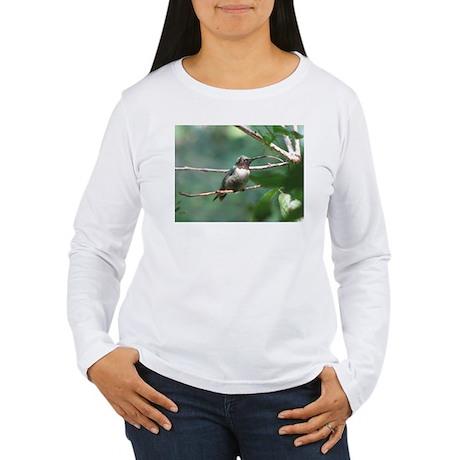 Hummer Kisses Women's Long Sleeve T-Shirt