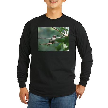 Hummer Kisses Long Sleeve Dark T-Shirt