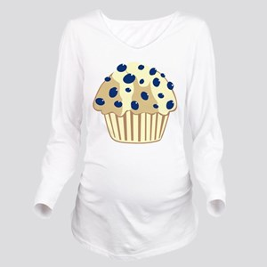 Blueberry Muffin White T-Shirt