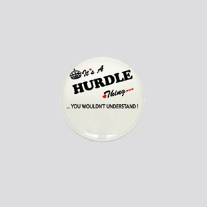 HURDLE thing, you wouldn't understand Mini Button