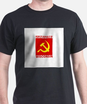 People's Republic of Wisconsi T-Shirt