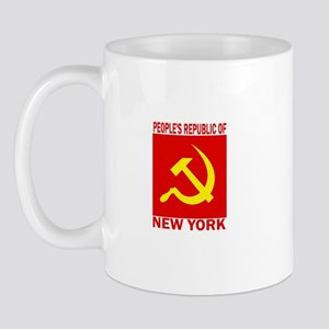 People's Republic of New York Mug