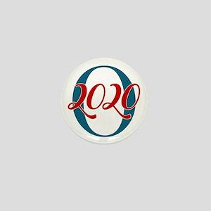 O 2020 Mini Button