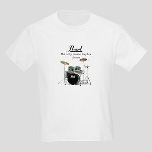 Pearl Drummer Kids Light T-Shirt