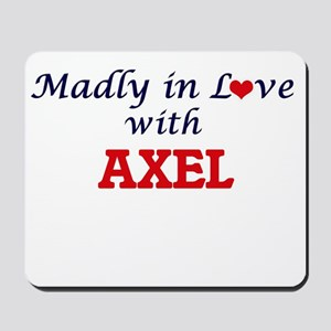 Madly in love with Axel Mousepad
