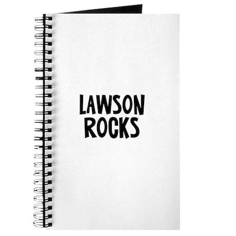 Lawson Rocks Journal