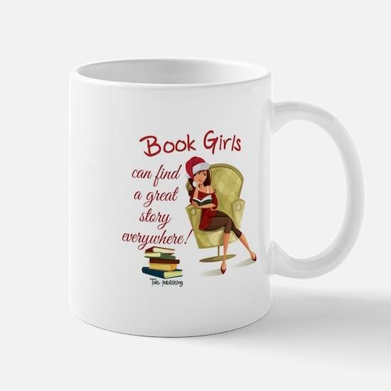 Book Girls Mugs