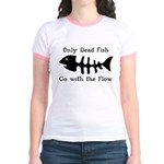 Only Dead Fish Jr. Ringer T-Shirt