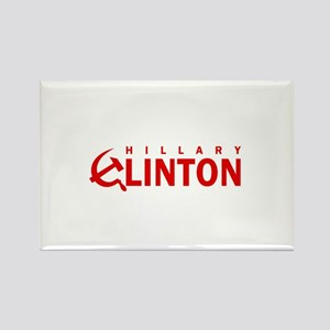 Anti-Hillary Clinton Rectangle Magnet