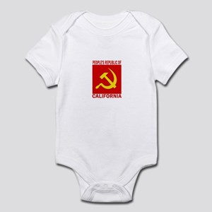 People's Republic of Californ Infant Bodysuit