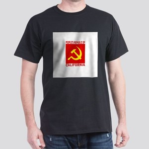People's Republic of Californ Dark T-Shirt
