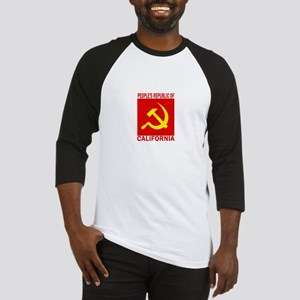 People's Republic of Californ Baseball Jersey
