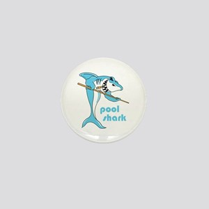 Pool Shark Mini Button