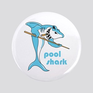 "Pool Shark 3.5"" Button"