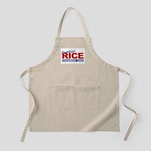 Condoleezza Rice 2008 BBQ Apron