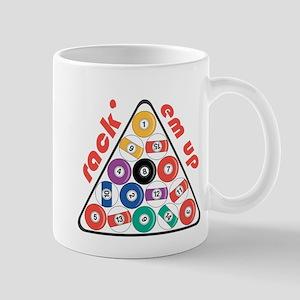 Rack' Em Up Mug