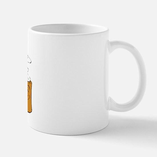 Thanks a Latte! (orange) Mug