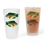Mozambique tilapia Drinking Glass