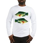 Mozambique tilapia Long Sleeve T-Shirt