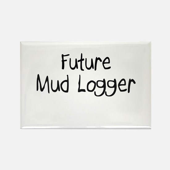 Future Mud Logger Rectangle Magnet