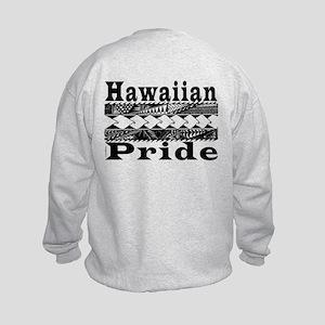 Hawaiian Pride #2 Kids Sweatshirt