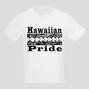 Hawaiian Pride #2 Kids Light T-Shirt