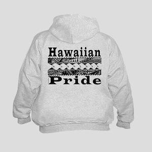 Hawaiian Pride #2 Kids Hoodie