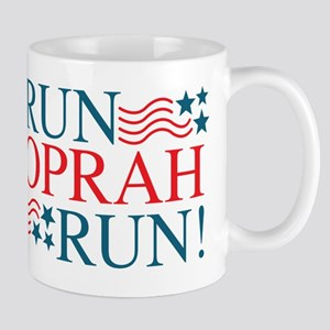 Run Oprah Run! 11 oz Ceramic Mug